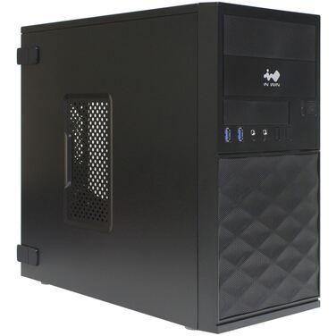 Корпус INWIN IW-EFS052 microATX 500W (24+2x4+6 / 8пин) (6111207)