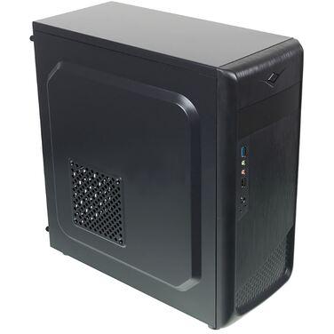 Корпус Accord ACC-B307 черный без БП ATX 3x120mm 1xUSB2.0 1xUSB3.0 audio