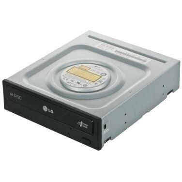 Привод DVD+/-RW LG GH24NSC0 SATA OEM черный