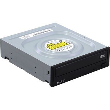 Привод DVD+/-RW LG GH24NSD0 черный SATA внутренний oem