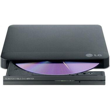 Привод внешний DVD+/-RW LG GP50NB41 черный USB ext RTL