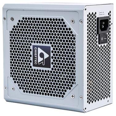 Блок питания 600W Chieftec i-Arena GPC-600S ATX, КПД > 80%, A.PFC, 2x PCI-E (6+2-Pin), 6x SATA
