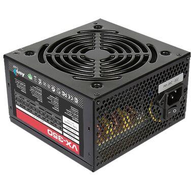 Блок питания 350W Aerocool VX-350 ATX v2.3 Haswell, fan 12cm, 450mm cable, power cord, 20+4P/