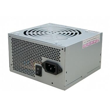 Блок питания 500W CWT GPT-500S (ACD by CWT) 120mm FAN, PCIE 6+2PIN*1 + Кабель, OEM