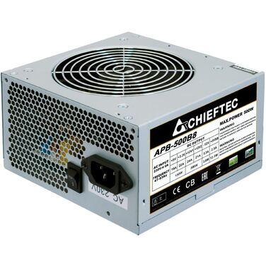 Блок питания 500W Chieftec I-Arena APB-500B8 ATX v.2.3