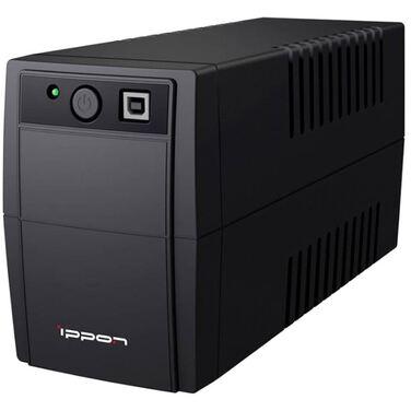 ИБП Ippon Back Basic 650 360Вт 650ВА черный