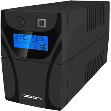 ИБП Ippon Back Power Pro LCD 500 300Вт 500ВА черный (ID: 353901)