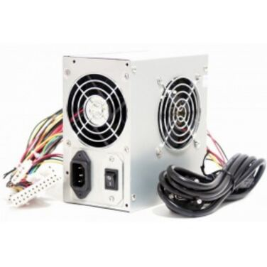 Блок питания 600W LinkWorld LW6-600W 24pin 3*SATA 12cm Fan I/O switch power cord RTL