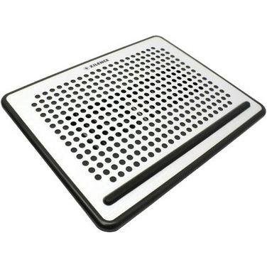 """Подставка теплоотводящая под ноутбук XILENCE Z12 ZXC-XPLP-Z12.BS /12""""/алюминий / 2х80 мм /2хUSB/20дБ"""