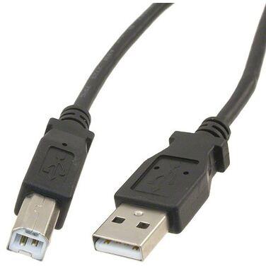 Кабель USB 2.0 A->B 1.8м, Ningbo (USB002-T-1.8)