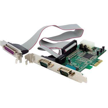 Контроллер PCI-E COM/LPT 2 COM + 1LPT port ASIA PCIE 2S1P bulk