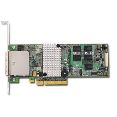 Контроллер Intel Original RS25NB008 8e SAS2/SATA3 ports, RAID 0,1,5,6,10,50,60, 1Gb, BBU, PCI-E 2.0x