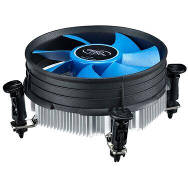 Вентилятор DeepCool Theta 9 Soc-1150/1155/1156 3pin 23dB Al 82W 269g клипсы низкопрофильный