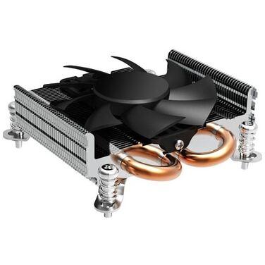 Вентилятор Ice Hammer IH-1500 A HTPC <AM2/AM3/FM1 Al+Cu TT low profil 27