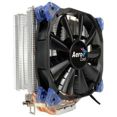 Вентилятор Aerocool Verkho4, до 135W, 4х теплотрубки, PWM, 800-2000 RPM