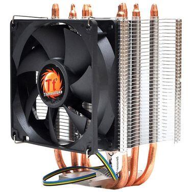 Вентилятор Thermaltake Contac 21 (CLP0600) Soc-775/1155/1366/AM2/AM3/FM1 Al+Cu PWM Heatpipe 140W