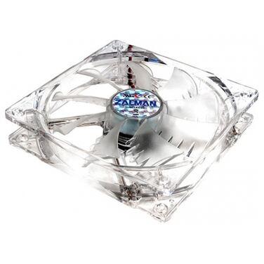 Вентилятор Zalman ZM- F3 LED(SF) 120x120x25mm Sleeve blue LED 3pin