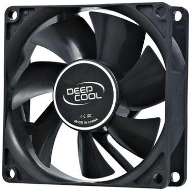 Вентилятор DeepCool XFAN 80 (80x80x25мм, 20.3дБ, 1800об/мин) < DP-FDC-XF80 >