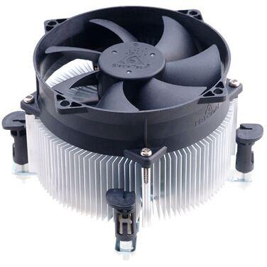Вентилятор GlacialTech Igloo 6100 PWM/цветная кор/ AD-6100WEP0DCR002 Intel Core i7/s1366 для CPU & HD