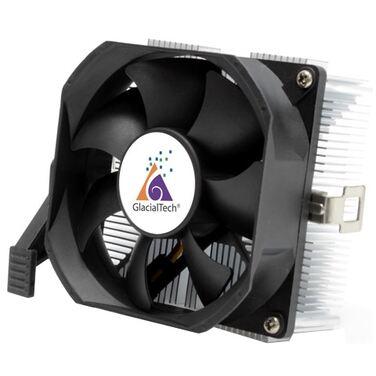 Вентилятор GlacialTech Igloo A200 Light Кулер AMD FM1, AM2, AM2+, AM3/65W/2600RPM/21dBa/втулка/OEM/1