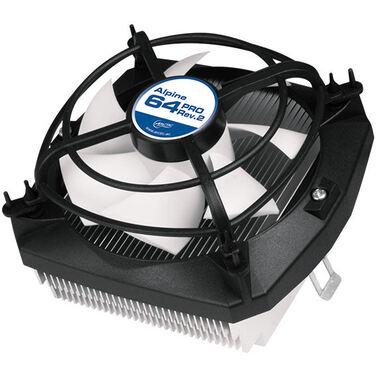 Вентилятор Arctic Alpine 64 PRO Rev.2 socket AM2+/AM2 (UCACO-A64D2-GBA01)