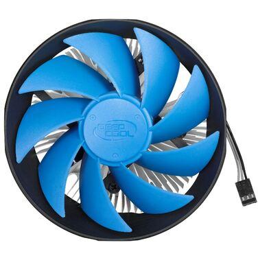 Вентилятор Deepcool GAMMA ARCHER Soc-1150/1155/1156/AM2+/AM3+/FM1/FM2 3pin 21dB Al 95W 301g скоба