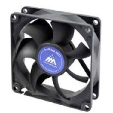Вентилятор GlacialTech IceWind 8025 80x80x25 3pin+4pin (molex) 19dB 90g OEM (CF-8025GSD0AB0001)