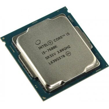 Процессор Soc-1151 Intel Core i5-7500 (3.4-3.8GHz/6MB/4Core/65W/HDG630) OEM