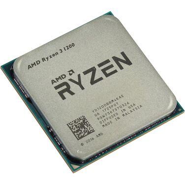 Процессор Soc-AM4 AMD RYZEN 3 1200 65W 4c/4t [YD1200BBM4KAE] OEM