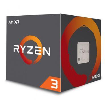 Процессор Soc-AM4 AMD RYZEN 3 1200 BOX 65W 4c/4t [YD1200BBAEBOX]