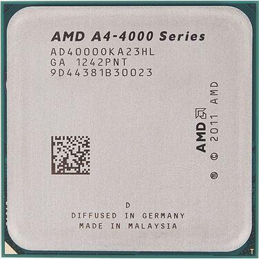Процессор Soc-FM2 AMD A4-4000 (3.0GHz/1Мb/НD7480D) OEM