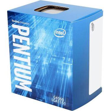 Процессор Soc-1151 Intel Pentium G4560 (3.5 ГГц , 4 потока, Intel HD) BOX