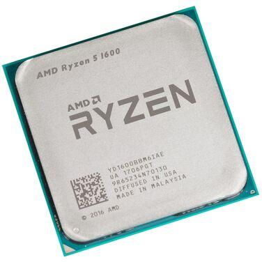 Процессор Soc-AM4 AMD RYZEN 5 1600 OEM 65W 6c/12t [YD1600BBM6IAE]