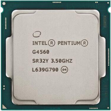 Процессор Soc-1151 Intel Pentium G4560 (3.5GHz/3MB/2Core/54W/HDG610) OEM