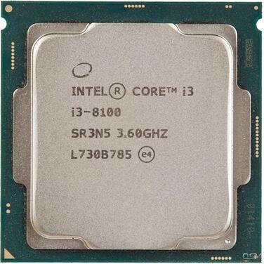 Процессор Soc-1151v2 Intel Core i3-8100 (CM8068403377308S R3N5) (3.6GHz/iUHDG630) OEM