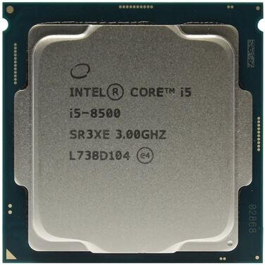 Процессор Soc-1151v2 Intel Core i5-8500 (3.0-4.1GHz/9MB) OEM (CM8068403362607SR3XE)