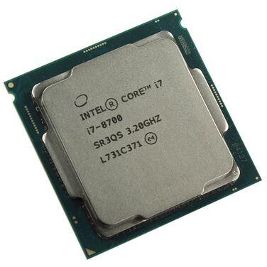 Процессор Soc-1151 Intel Core i7-8700 (3.20Ghz/12MB/6Core/UHD630) OEM