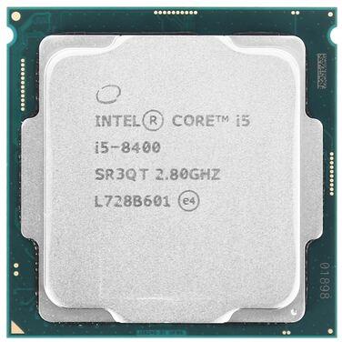 Процессор Soc-1151v2 Intel Core i5-8400 (2.8-4.0GHz) OEM [CM8068403358811S R3QT]