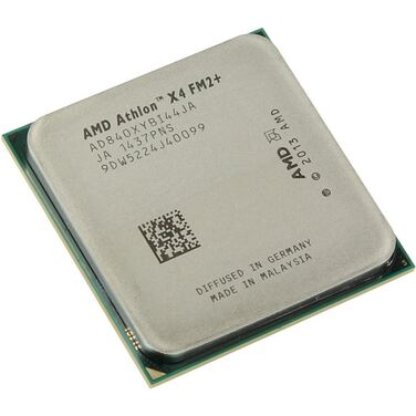 Процессор Soc-FM2+ AMD Athlon X4 840 (3.1-3.8GHz/4Mb/65W) OEM