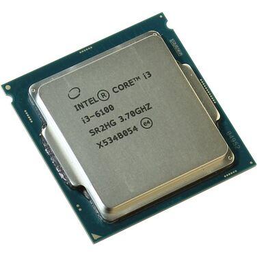 Процессор Soc-1151 Intel Core i3-6100 3M 3.7G CM8066201927202 S R2HG IN OEM