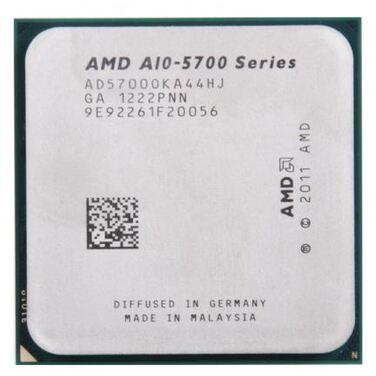 Процессор Soc-FM2 AMD A10 X4 5700 FM2 (AD5700OKA44HJ) (3.4/4Mb/Radeon HD 7660) OEM