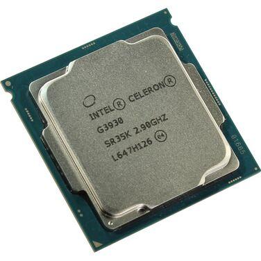 Процессор Soc-1151 Intel Celeron G3930 (2.9GHz/2MB/2Core/51W/HDG610) OEM [CM8067703015717]