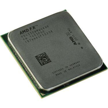 Процессор Soc-AM3+ AMD FX-4330 (4.0-4.2GHz/4+8MB/4Core/95W/novideo) OEM