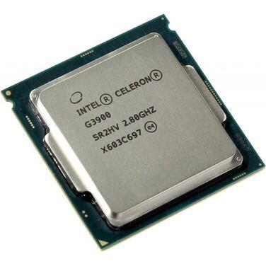 Процессор Soc-1151 Intel Celeron G3900 2.8GHz/2Mb oem [CM8066201928610SR2HV]
