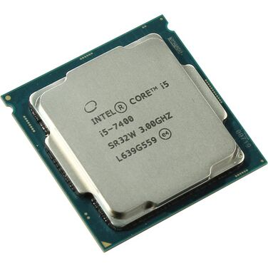 Процессор Soc-1151 Intel Core i5-7400 (3.0-3.5GHz/6MB/4Core/65W/HDG630) OEM