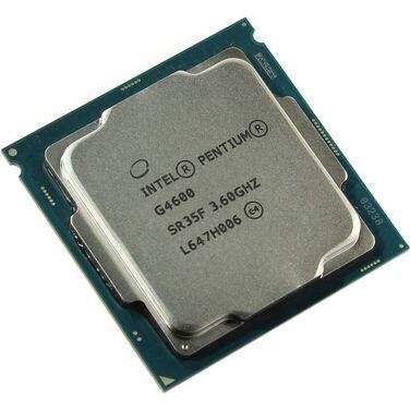 Процессор Soc-1151 Intel Pentium G4600 (3.6GHz/3MB/2Core/51W/HDG630) OEM