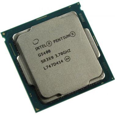 Процессор Soc-1151v2 Intel Pentium Gold G5400 CM8068403360112 S R3X9 IN OEM