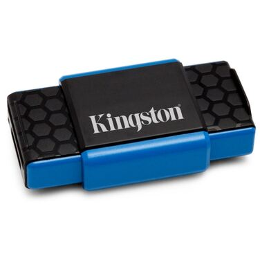 Устройство чтения карт памяти Kingston MobileLite G2 стандарт -9 в 1, USB2.0 + карта памяти SD 8Gb c