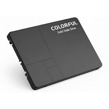 """Накопитель SSD 240Gb Colorful SL500 2.5"""", SATA-III, 6 Гбит/с RTL"""