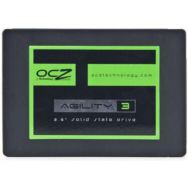 """Накопитель SSD OCZ Agility 3 480Gb AGT3-25SAT3-480G 2.5"""" wДо 500 МБ/секMb/s rДо 525 МБ/секMb/s"""